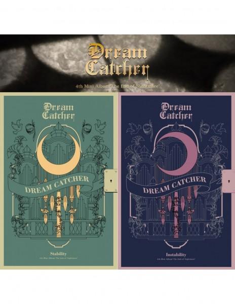 DREAMCATCHER 4th Mini Album - The End of Nightmare