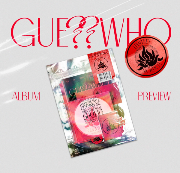ITZY - GUESS WHO [Limited Edition]