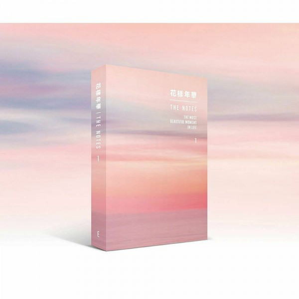 BTS (Bangtan) - The Notes 1 (English Version)