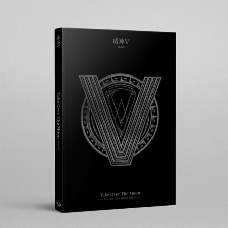 WayV Mini Album Vol. 2 - Take Over The Moon 'Sequel'