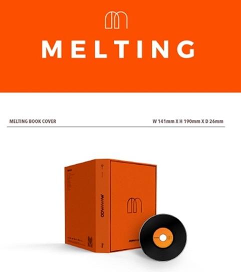 Mamamoo - Melting 1st Album