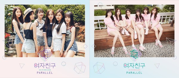 GFRIEND 5th Mini Album - PARALLEL