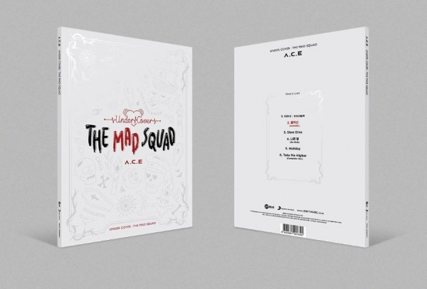 A.C.E Mini Album Vol.3 - UNDER COVER: The Mad Squad