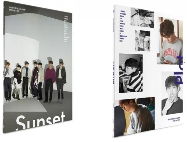 Seventeen SPECIAL ALBUM - DIRECTOR'S CUT