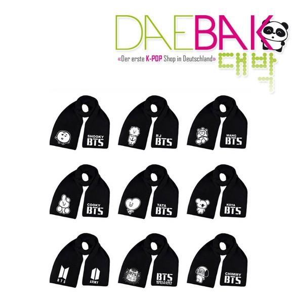 BTS (Bangtan) - Schal