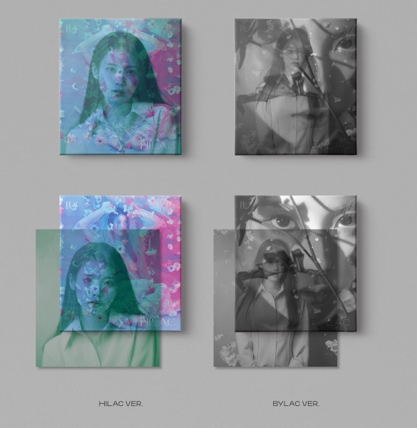 IU Album Vol. 5 - LILAC