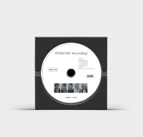 ONEWE 1st Demo Album - STUDIO WE : Recording