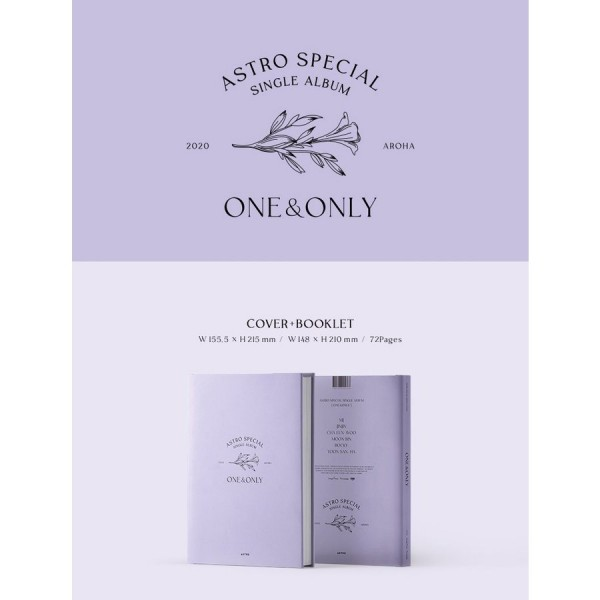 ASTRO Special Single Album - ONE&ONLY