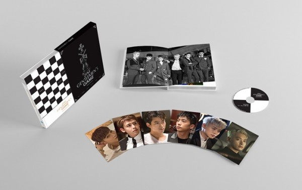 2PM - GENTLEMEN'S GAME MONOGRAPH (DVD + Fotobuch) [LIMITED EDITION]