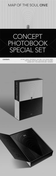 BTS MAP OF THE SOUL ON:E CONCEPT FOTOBUCH (SET VER)