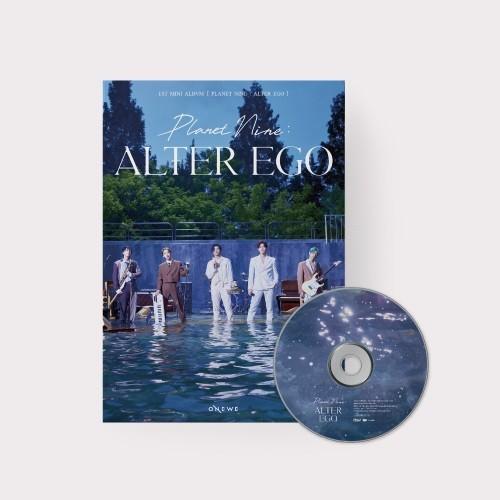 ONEWE - PLANET NINE : ALTER EGO 1st Mini Album
