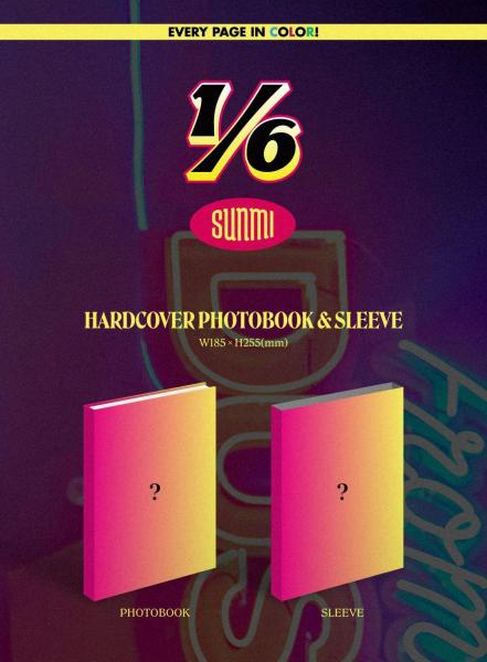 SUNMI - 1/6 3rd Mini Album