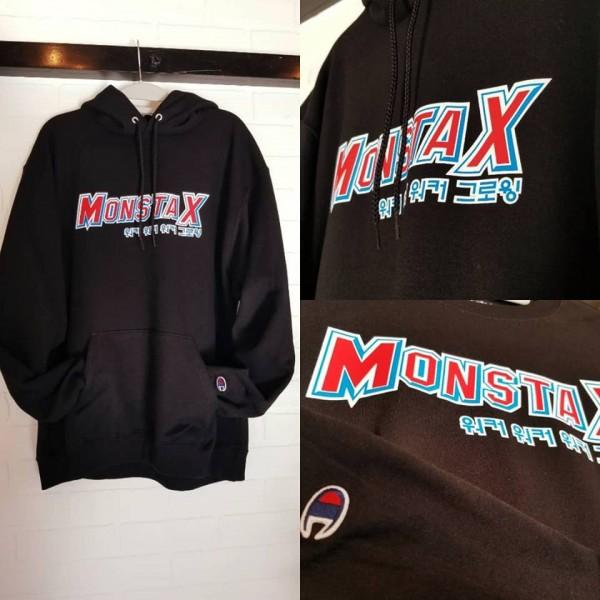 Monsta X - Walker Walker Hoodie