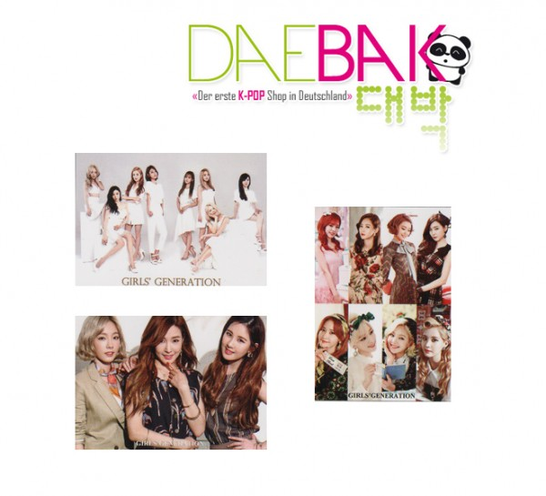 Girls Generation - Posterset #09