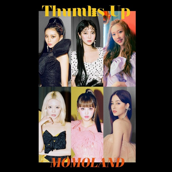 MOMOLAND Single Album Vol. 2 - Thumbs Up