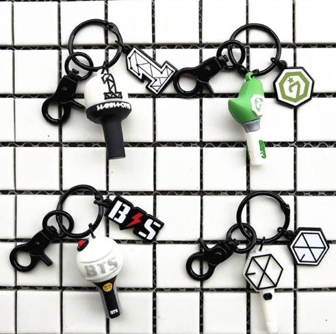 Light Stick - Keychain (3D Style)