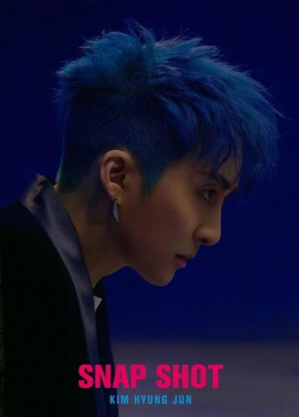 KIM HYUNGJUN Single Album - SNAP SHOT
