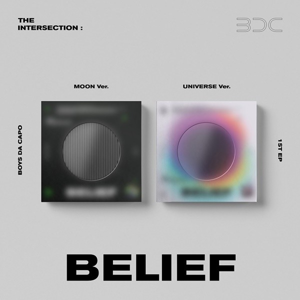 BDC - 1ST EP [THE INTERSECTION : BELIEF]