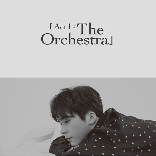SON DONG WOON 1st Mini Album - Act 1 : The Orchestra