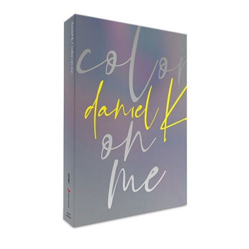 Kang Daniel Album - color on me