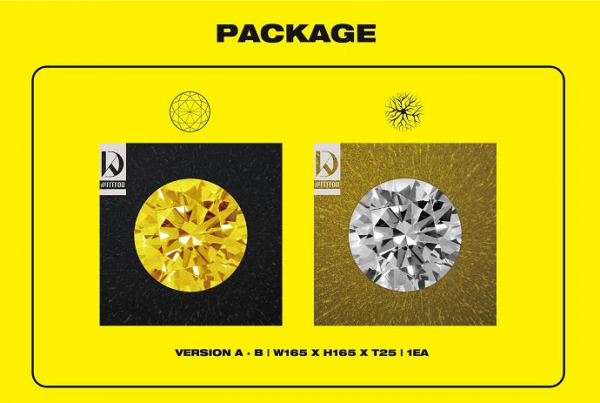 Kang Daniel Mini Album Vol. 3 - YELLOW