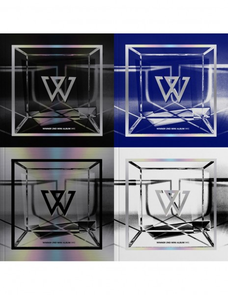 WINNER 2nd Mini Album - WE