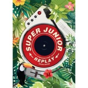 Super Junior 8th Album Repackage Replay