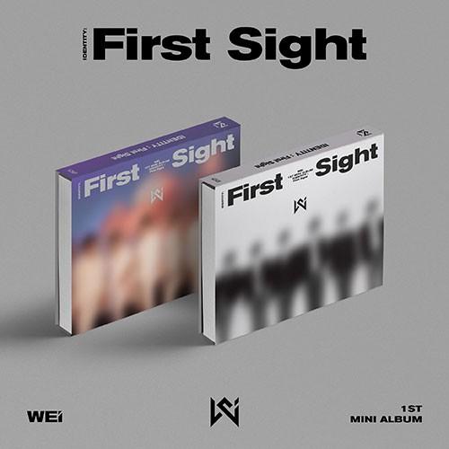 WEi Mini Album Vol. 1 - IDENTITY : First Sight