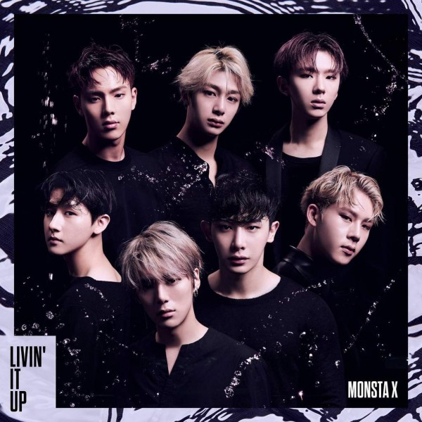 Monsta X - Livin' it Up (Japanese)