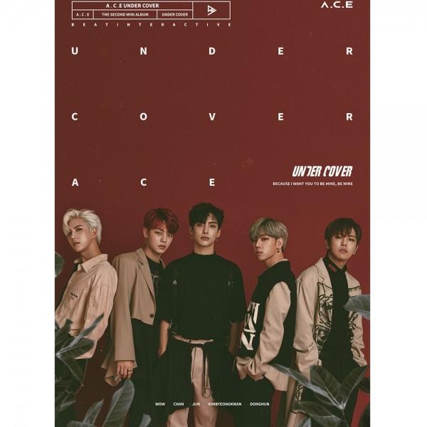 A.C.E 2nd Mini Album - UNDER COVER
