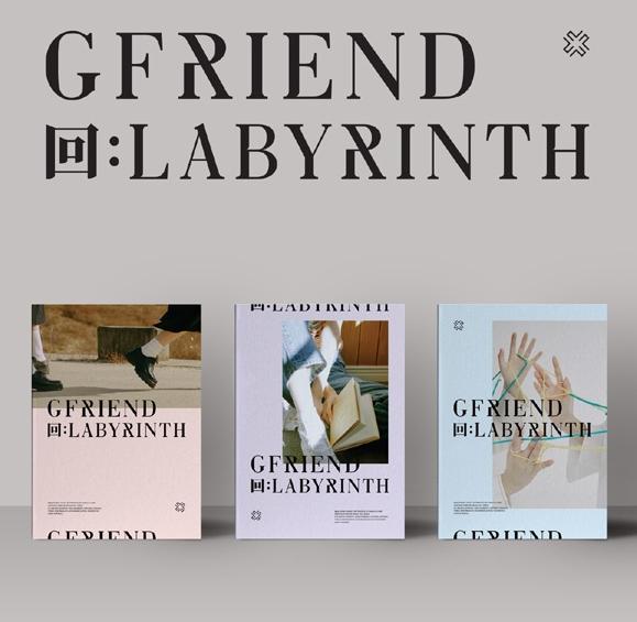 GFRIEND Album - 回:LABYRINTH