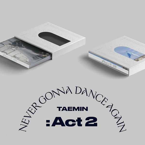Taemin (SHINee) Album Vol. 3 - Never Gonna Dance Again : Act 2