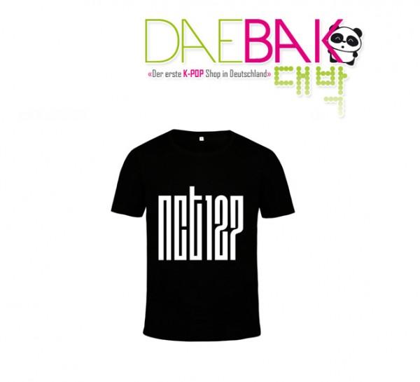 NCT 127 - T-Shirt (Schwarz; Größe: L)